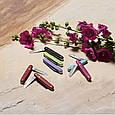 Нож садовый Victorinox  Floral, фиолетовый, фото 3