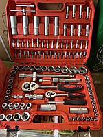 Набор ручного инструмента головок и ключей 108 ед.