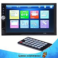 Автомагнитола 2DIN MP5 7012B + Bluetooth - магнитола 2 ДИН с экраном 7 дюймов, магнітола в авто