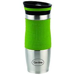 Термокружка Con Brio CB-364 зеленая
