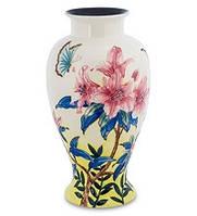 Фарфоровая ваза ''Цветы'' (Pavone) JP-96/35