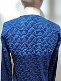 Чоловіча зимова спортивна кофта Adidas Terrex (Адідас) на блискавці з капюшоном Сіра, фото 7