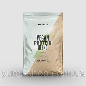 Комплексный протеин для веганов MyProtein Vegan Protein Blend 1000 г