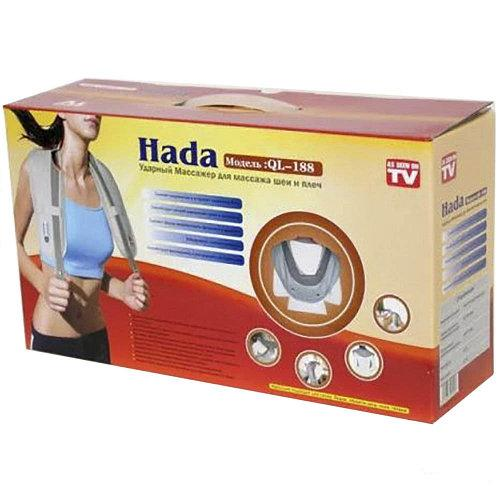 Массажер для шеи и спины Hada Model 188 Knocking - здоровая спина