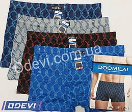 Doomilai боксеры хлопок с бамбуком D01405