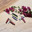 Нож садовый Victorinox  Floral, красный, фото 2