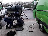 Выкачка автомойки Киев.Заказать илосос.Выкачка ям Куренёвка, фото 7