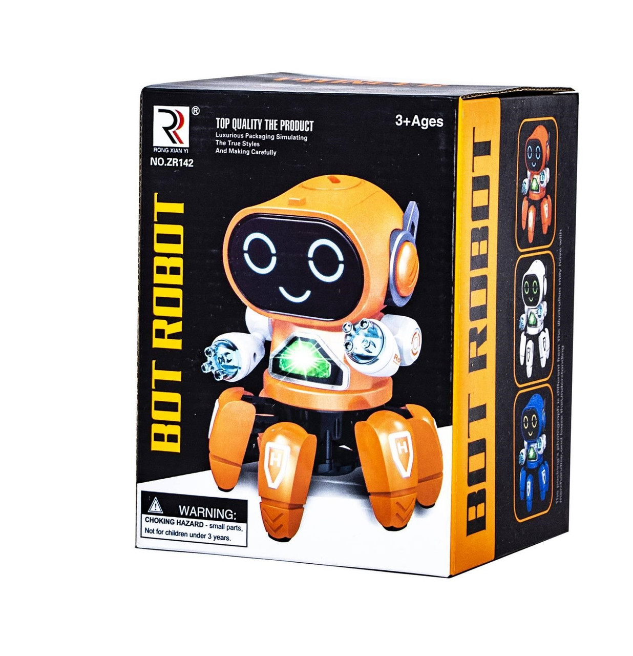 Интерактивный Танцующий Робот PIONEER