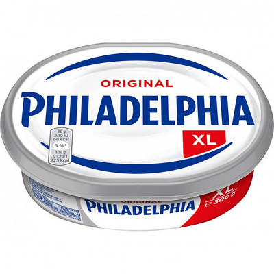 "Крем сыр ""Philadelphia"" 300 грамм 3%"