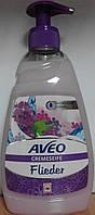 Жидкое крем - мыло Aveo Flieder