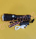 Аккумуляторный фонарь BL-A72-P50, фото 2