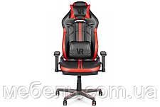 Кресло Barsky VR Cyberpunk Red CYB-03, фото 2