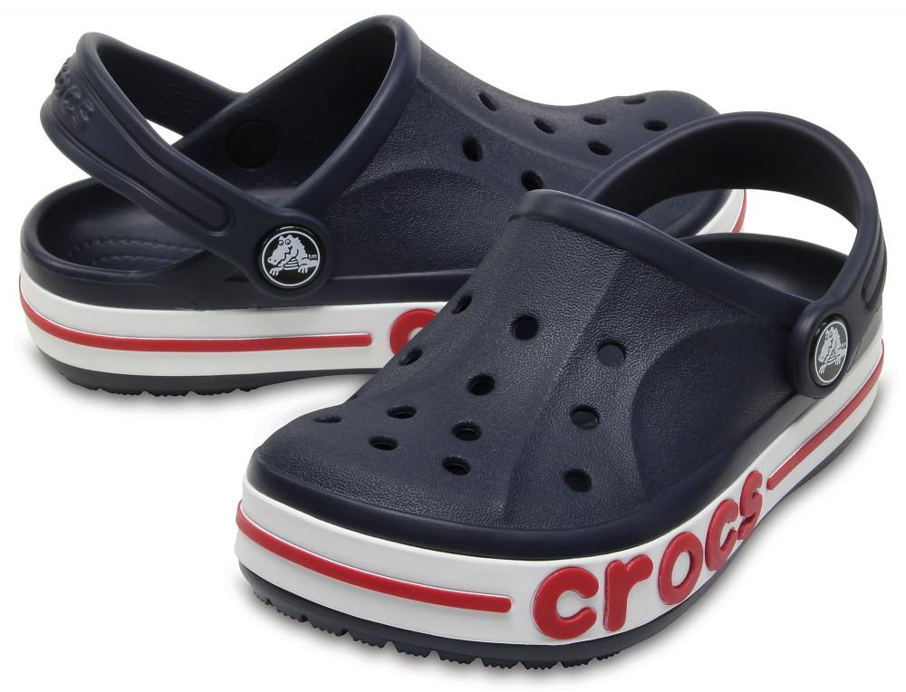 Кроксы детские Crocs Bayaband Kids синие С12/ 18,3 – 18,7 см