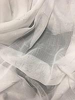 Тюль Турецкий из льна | Тюль на тесьме | Готовая тюль из льна | Тюль 500x270 | Гардина из шифона | Белый тюль