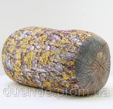 Антистрессовый Пуф Пенек интерьерный, полистерольные шарики, размер 21х37 см / tp - 15асв03ив