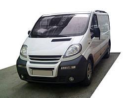 Opel Vivaro 2001-2015 рр. Передня губа (під фарбування)