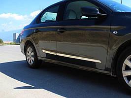 Peugeot 301 Молдинг дверний (4 шт, нерж)
