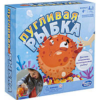 Настольная игра Hasbro Пугливая Рыбка E3255, КОД: 1884737