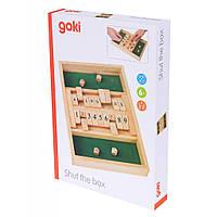 Настольная игра Goki Мастер счета для двоих 56897, КОД: 1884457
