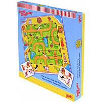 Настольная игра Goki Найди верный путь 56672, КОД: 1884455