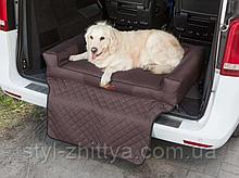Лежанка в багажник XXL для собаки 110х90 см