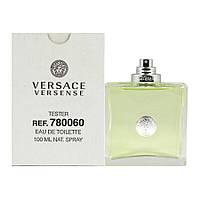 Тестер. Женская туалетная вода Versace Versense  (Версаче Версенс) 100 мл