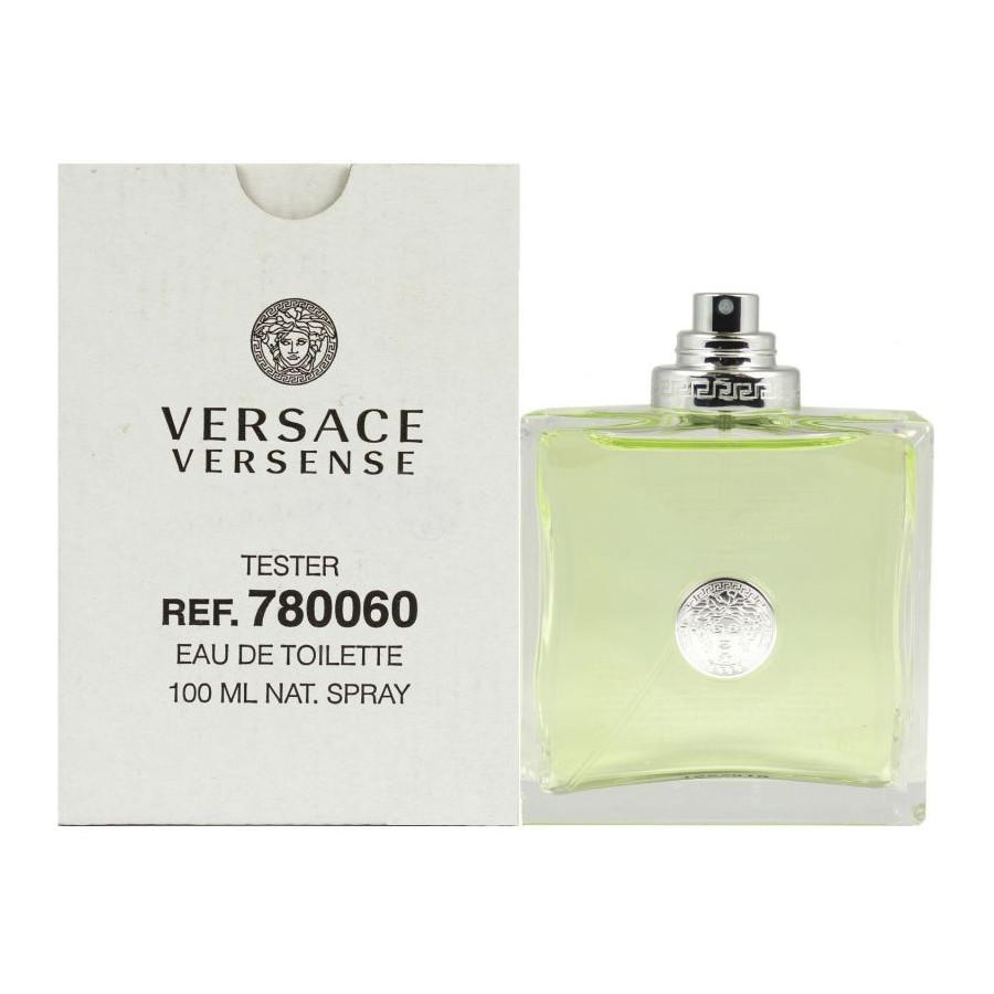 Тестер. Женская туалетная вода Versace Versense (Версаче Версенс) 100 мл -  Интернет- 63087bbabb52b