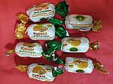 Цукерки великі з горіхами та фруктами в кондитерському шоколаді, асорті 1 кг, фото 4