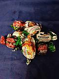 Цукерки великі з горіхами та фруктами в кондитерському шоколаді, асорті 1 кг, фото 5