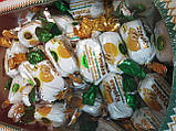 Цукерки великі з горіхами та фруктами в кондитерському шоколаді, асорті 1 кг, фото 7