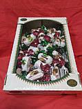 Цукерки великі з горіхами та фруктами в кондитерському шоколаді, асорті 1 кг, фото 2