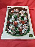 Цукерки великі з горіхами та фруктами в кондитерському шоколаді, асорті 1 кг, фото 3