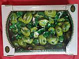 Цукерки великі з горіхами та фруктами в кондитерському шоколаді, асорті 1 кг, фото 9