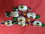 Цукерки великі з горіхами та фруктами в кондитерському шоколаді, асорті 1 кг, фото 10