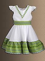 Дитяча сукня в українському стилі.