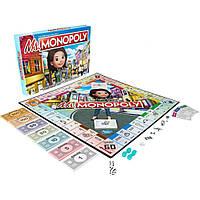 Настольная игра Hasbro Мисс Монополия E8424, КОД: 1884711