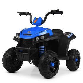 Квадроцикл детский M 4131EL-4  синий