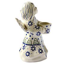 Керамический подсвечник Ангел Amy, фото 2