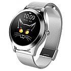UWatch Женские часы Smart VIP Lady 5077 Silver, фото 5