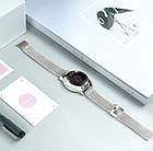 UWatch Женские часы Smart VIP Lady 5077 Silver, фото 8