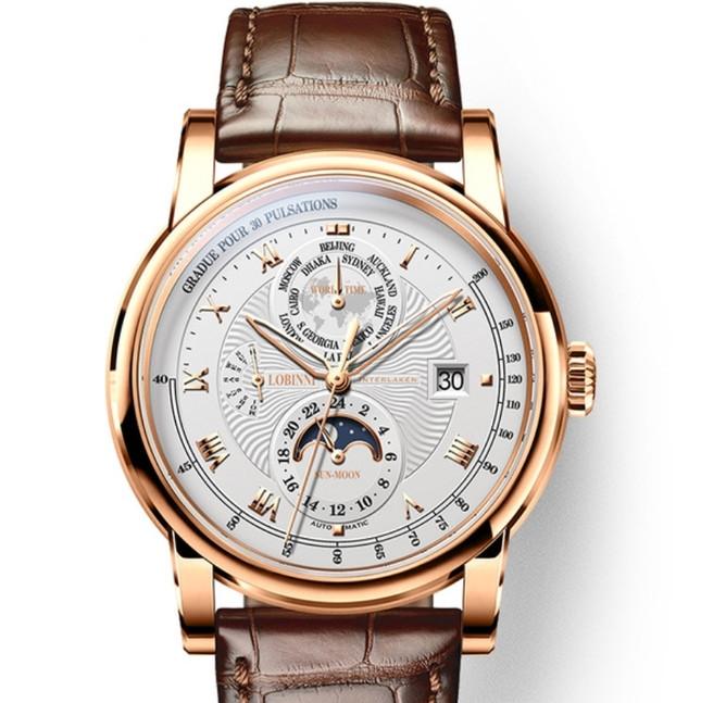 Lobinni Чоловічі годинники Lobinni Business