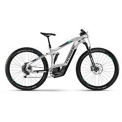 Электровелосипед двухподвесный Haibike SDURO FullNine 7.0 625Wh, рама L, черный/серый, 2020