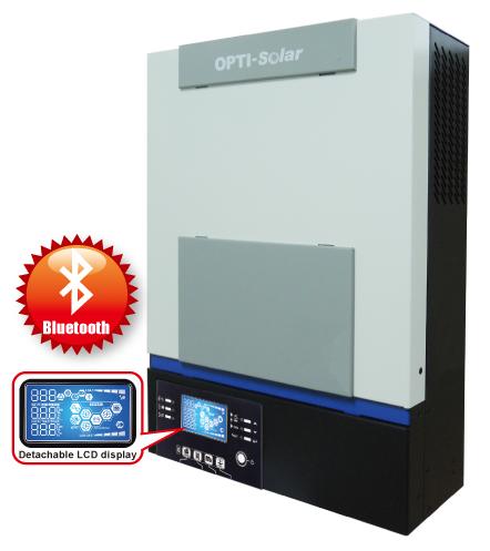 Гибридный солнечный инвертор Opti-Solar SP5000 Handy Plus 5000 Вт