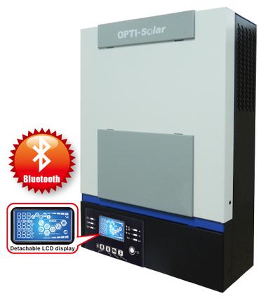Гибридный солнечный инвертор Opti-Solar SP5000 Handy Plus 5000 Вт, фото 2