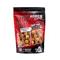 Бойли Adder Carp Boilies AVID Corn 1kg (16mm) (Кукурудза)