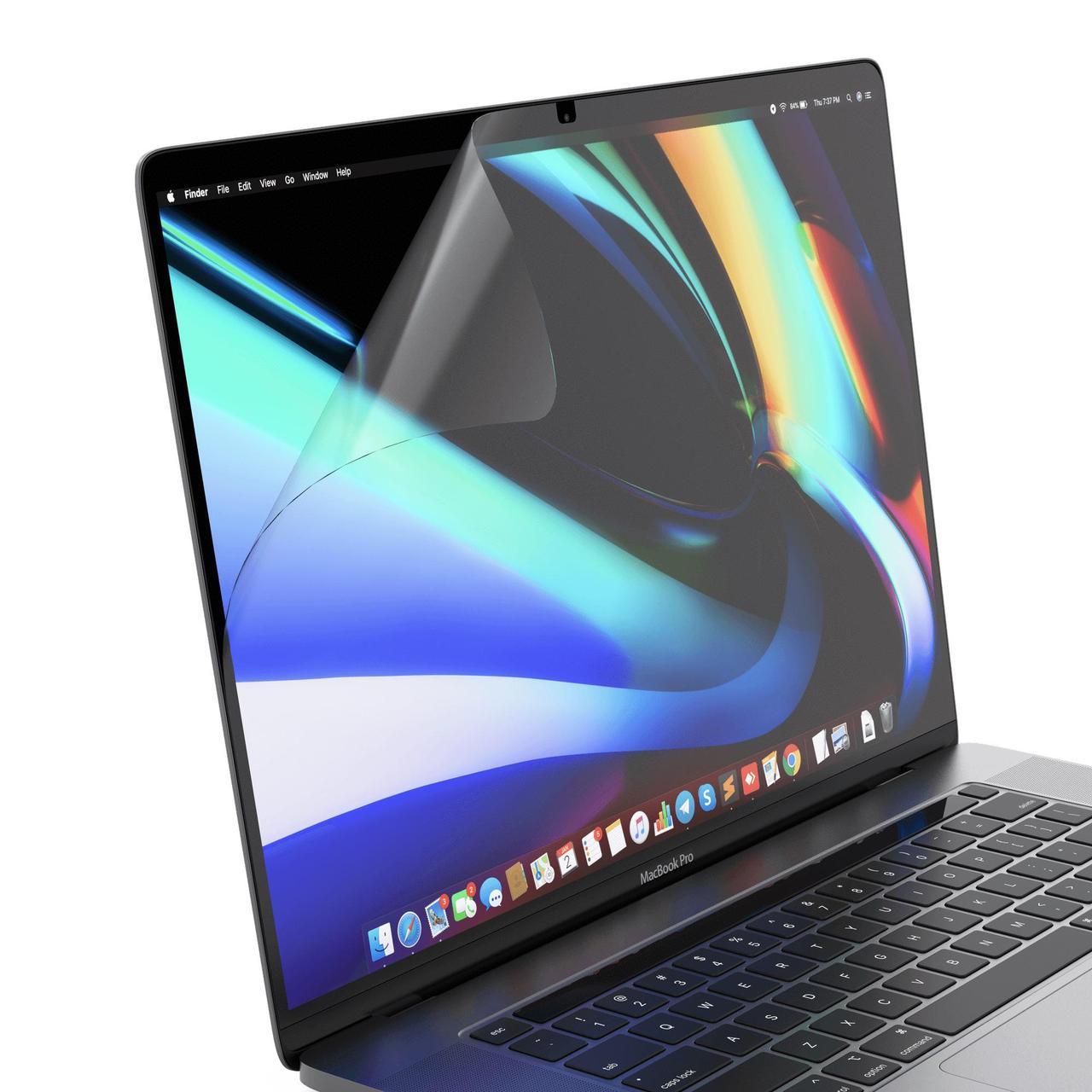 """Защитная пленка DK Матовая для MacBook Pro 16"""" (A2141) (clear)"""