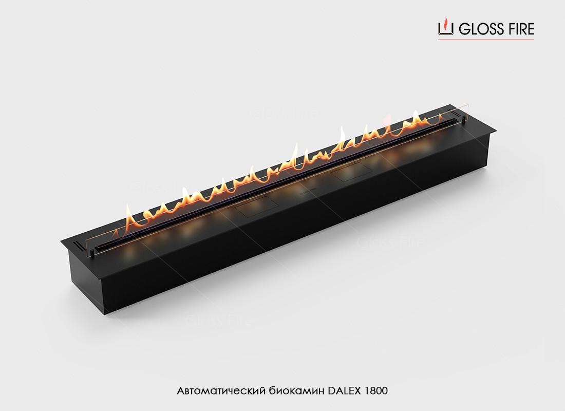 Автоматический биокамин Dalex 1800 Gloss Fire (dalex-1800)