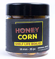 Бойли World4Carp Варені Honey Corn, 16 mm