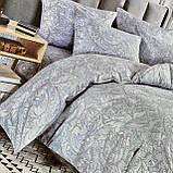 Постельное белье Евро размер   Фланелевый комплект постельного белья. Хорошее качество., фото 2