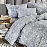 Постельное белье Евро размер   Фланелевый комплект постельного белья. Хорошее качество., фото 3